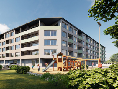 """""""ARCO REAL ESTATE"""" concludes a cooperation agreement on the sale of """"Rīgas Vārti"""" apartments"""